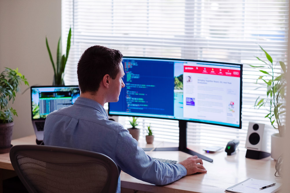 Working from home cyber security tips